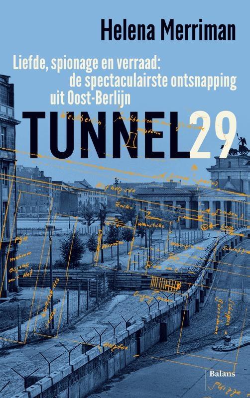 Helena Merriman,Tunnel 29