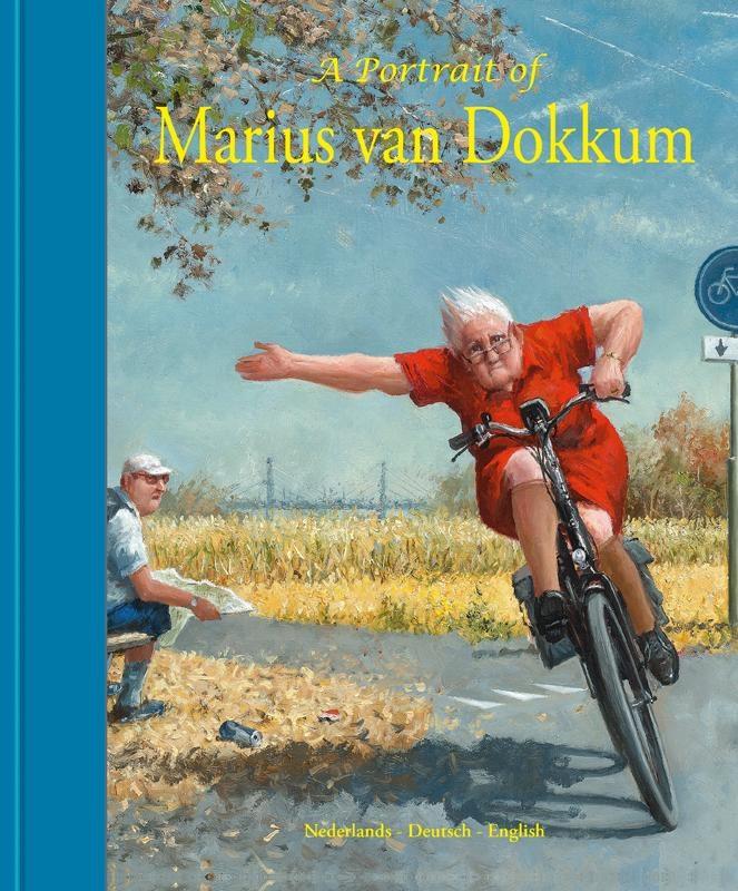 Marius van Dokkum, David Levie, Ruud Spruit, Rob Visser,A portait of Marius van Dokkum 5