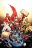Gage, Christos,   Remender, Rick,Avengers Vs. X-Men