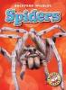Borgert-spaniol, Megan,Spiders