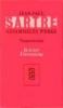 Sartre, Jean-Paul,Gesammelte Werke: Theaterstücke