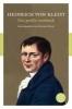 Heinrich von, Kleist,Das große Lesebuch