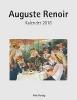 ,Auguste Renoir 2018. Kunstkarten-Einsteckkalender
