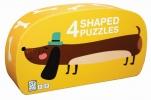 ,Deco puzzel hond