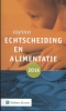 <b>M.L.C.C. de Bruijn-Lückers</b>,Memo Reeks Echtscheiding en alimentatie  2016