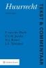 F. van der Hoek, Y.A.M.  Jacobs, H.J.  Rossel, J.A.  Tuinman,Huurrecht