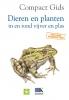 ,Compact Gids Dieren en planten in en rond vijver en plas