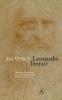 Leonardo da  Vinci,Leonardo literair
