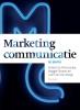 Patrick De Pelsmacker, Maggie  Geuens, Joeri van den Bergh,Marketingcommunicatie, 5e editie met MyLab NL toegangscode
