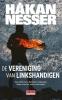 Håkan  Nesser,De vereniging van Linkshandigen