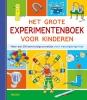,<b>Het grote experimenteerboek voor kinderen</b>
