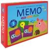 ,<b>Memo Eerste woordjes-Dieren Memo Premiers mots-Animaux</b>
