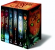 <b>Erin  Hunter</b>,CADEAUBOX WARRIOR CATS - 6 DELEN VAN SERIE 1 IN PAPERBACK