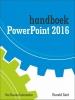 Ronald  Smit,Handboek powerpoint 2016