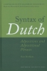 Syntax of Dutch,adpositions and adpositional phrases