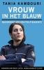 <b>Tania  Kambouri</b>,Vrouw in het blauw
