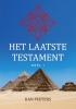 <b>Han  Peeters</b>,Het laatste testament Deel 1