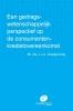 J.J.A.  Braspenning ,Een gedragswetenschappelijk perspectief op de consumentenkredietovereenkomst