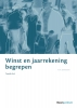 P.W. Enthoven ,Winst en jaarrekening begrepen