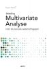 Karel  Neels ,Multivariate Analyse. Een inleiding