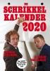 Ronald  Snijders, Fedor van Eldijk,De Schrikkelkalender 2020