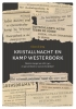 Klaas de Jong ,Kristallnacht en Kamp Westerbork