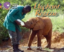 Louise Spilsbury Elephant Rescue