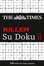 The Times Mind Games Times Killer Su Doku Book 11