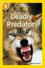 Melissa Stewart Deadly Predators