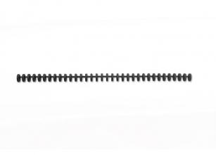 , Bindrug GBC Click 34R 8mm zwart 50stuks