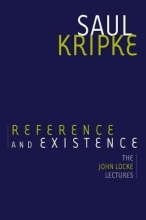 Saul A. Kripke Reference and Existence