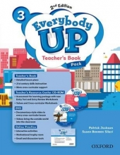 Jackson, Patrick Everybody Up: Level 3. Teacher`s Book Pack with DVD, Online Practice and Teacher`s Resource Center CD-ROM
