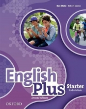 Wetz, Ben English Plus Starter. Students Book