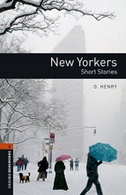Henry Oxford Bookworms Library: Level 2:: New Yorkers - Short Stories audio pack
