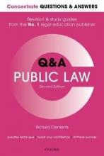 Clements, Richard Concentrate Q&A Public Law