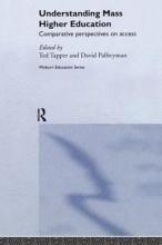 Palfreyman, David Understanding Mass Higher Education