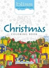 Jessica Mazurkiewicz BLISS Christmas Coloring Book