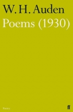 W. H. Auden Poems (1930)