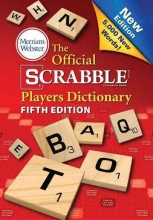 Merriam-Webster Official Scrabble Players Dictionary, Fifth Edition