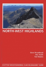 Dave Broadhead,   Alec Keith,   Ted Maden North-West Highlands, Hillwalkers` Guide