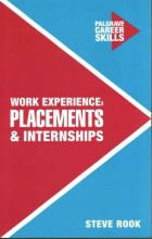 Steven Rook Work Experience, Placements and Internships