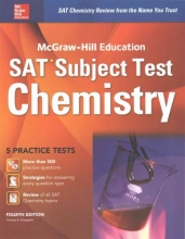Evangelist, Thomas A. McGraw-Hill Education SAT Subject Test Chemistry