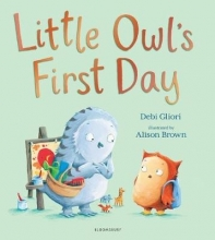 Gliori, Debi Little Owl`s First Day