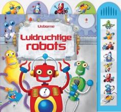Geluidenboek Luidruchtige Robots