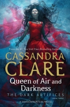 Clare, Cassandra Queen of Air and Darkness