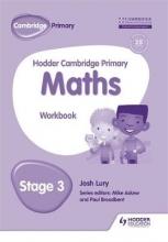 Luryr, Josh Hodder Cambridge Primary Mathematics Workbook 3