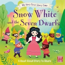Randall, Ronne My Very First Story Time: Snow White and the Seven Dwarfs