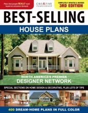 Editors of Creative Homeowner Best-Selling House Plans