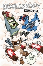 Rupert, Mad Regular Show Vol. 6