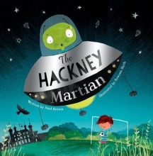 Brown, Paul Hackney Martian